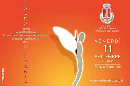 Premio Festival 'Napoli Cultural Classic 2020'