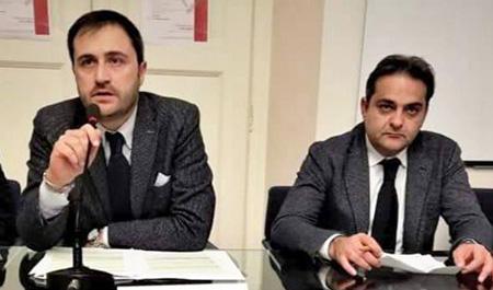 Raffaele Cecoro e Sandro Fontana
