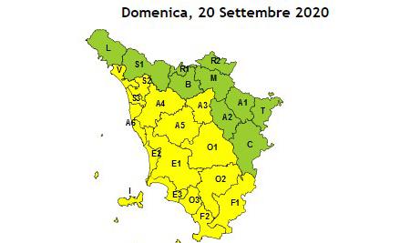 Regione Toscana 20-09-2020