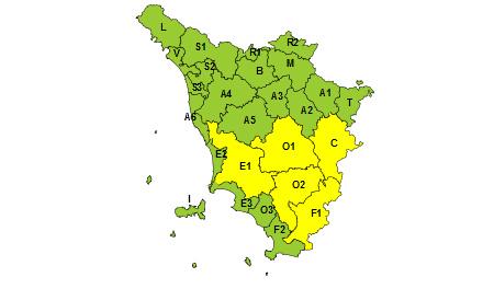 Regione Toscana 22 settembre 2020