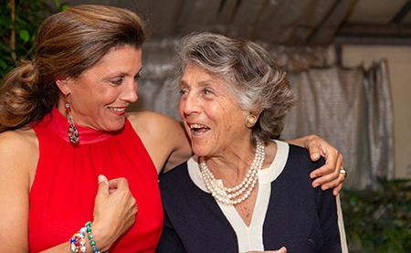 Sabina e Giorgiana Corsini_ ph Guglielmo De Micheli