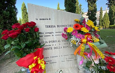 Tomba di Teresa Buonocore