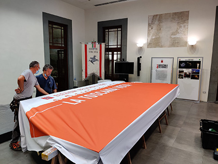 Toscana vota