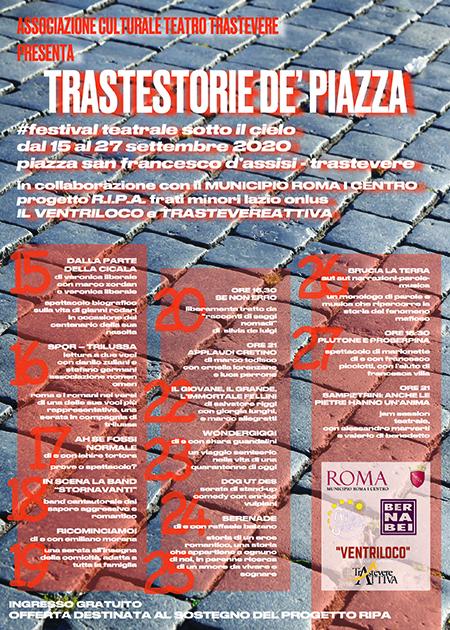 'Trastestorie de' piazza'