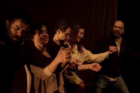 'Y-Saidnaya' - Foto Stéphane Rossi