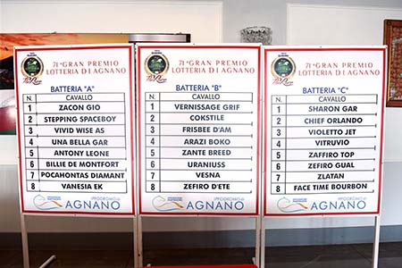 71° Gran Premio Lotteria Edilsivisa ricerca Telethon -Foto Gennaro Giorgio