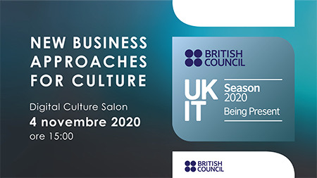 British Council - 'New Business Approaches for Culture'