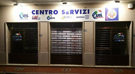 Centro Servizi di Quattro Strade a Rieti