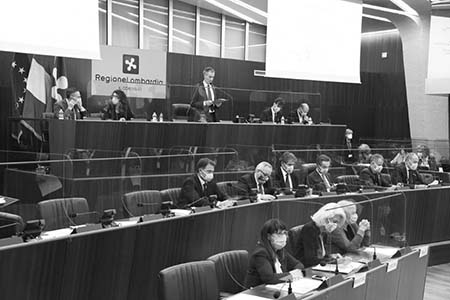 Consiglio regionale Lombardia LILT, Europa Donna e Salute Donna