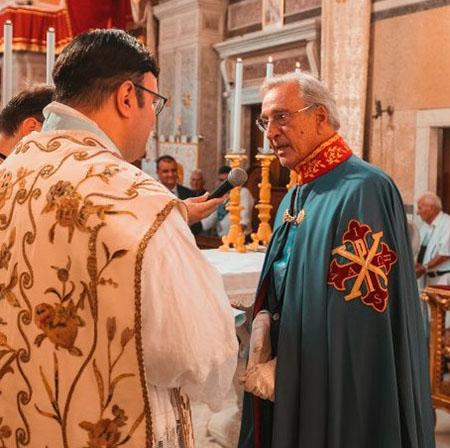S.E. il Duca Don Diego de Vargas Machuca