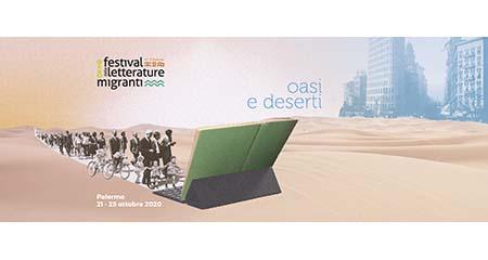 Festival delle Letterature Migranti - Oasi e deserti