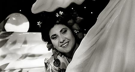 Marisa Laurito - foto Augusto De Luca