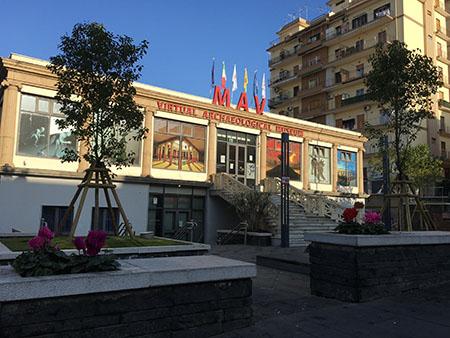 MAV - Museo Archeologico Virtuale di Ercolano (NA)