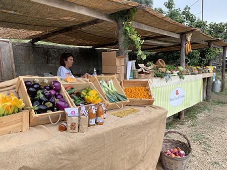 Mercato della Terra di Slow Food di Viterbo e Tuscia
