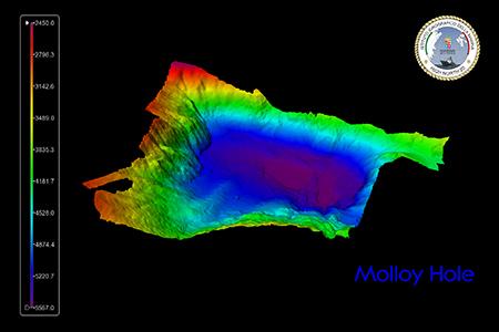 Molloy Hole - ph Marina Militare