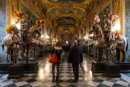 Armeria Reale, foto Daniele Bottallo
