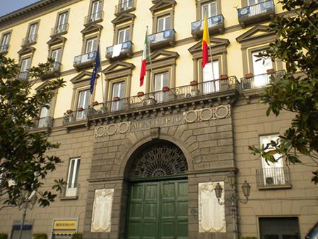 Palazzo San Giacomo Comune di Napoli