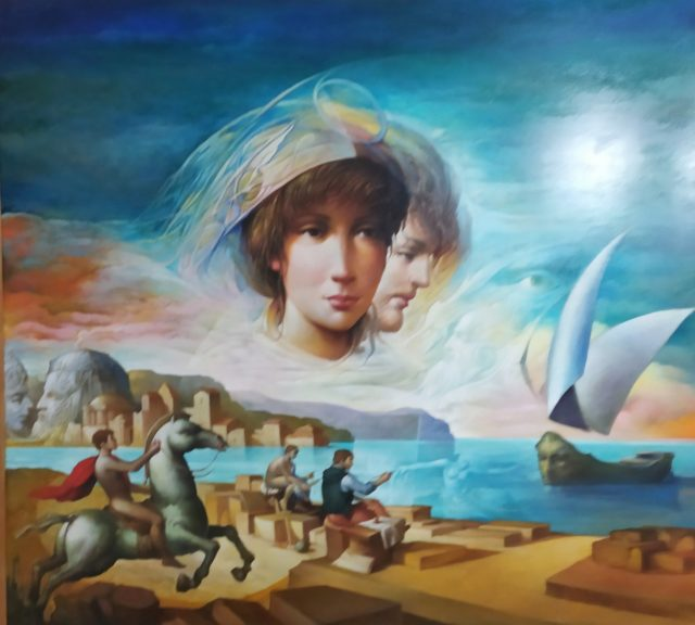 Pictor Aelementalis di Vincenzo Cacace