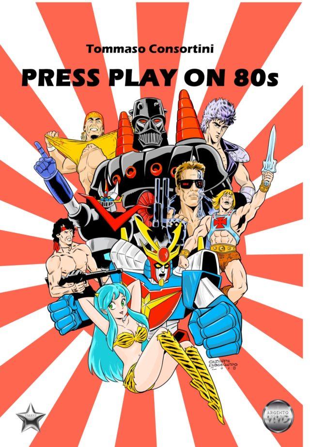 'Press Play on 80s' di Tommaso Consortini