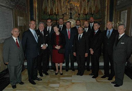 Solenne Pontificale di San Giorgio nel 2006