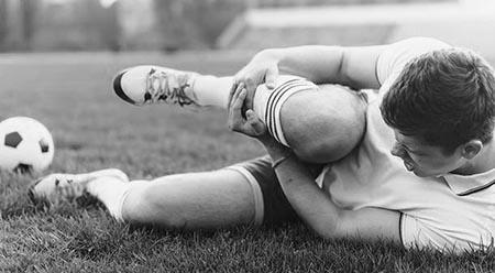 Sport injury depression
