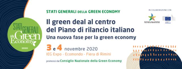 Stati Generali della Green Economy 2020