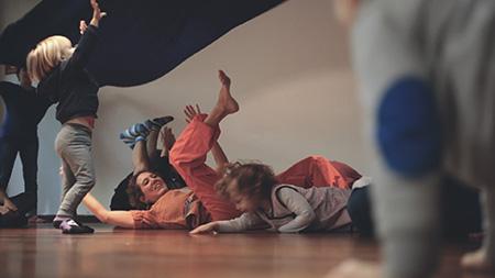 TLM 'Prime danze' - ph Stefania Trifone