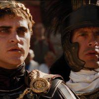 Tomas Arana Joaquin Phoenix in Il Gladiatore