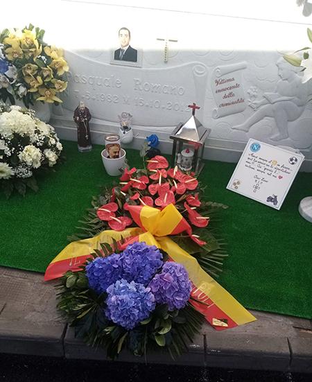 Tomba di Lino Romano