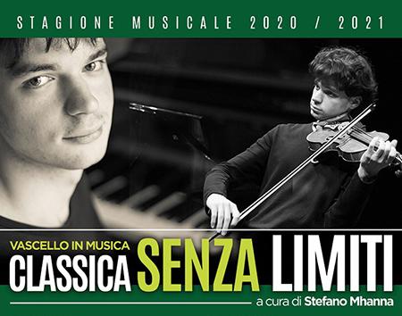 'Vascello in musica: Classica senza limiti'