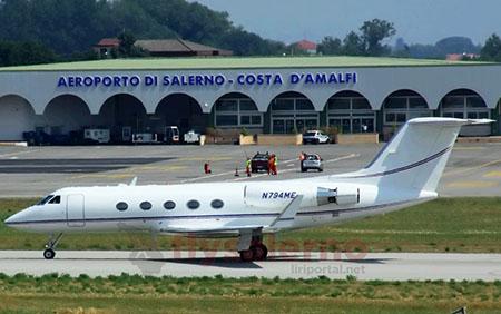 aeroporto di Salerno Costa d'Amalfi