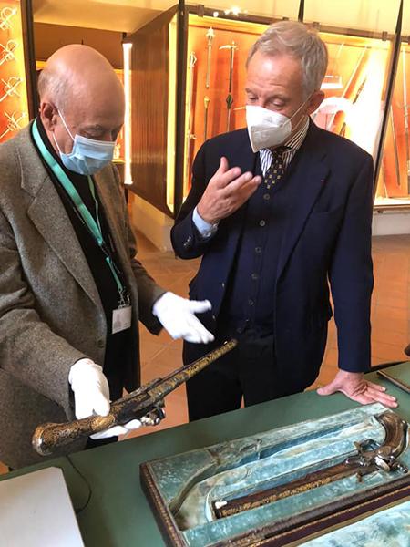 Armeria digitalizzazione del Museo e Real Bosco di Capodimonte