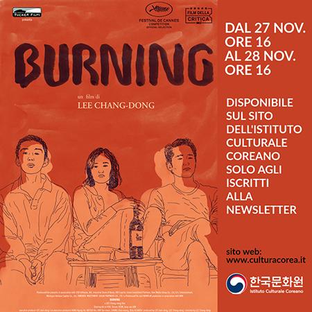 'Burning'