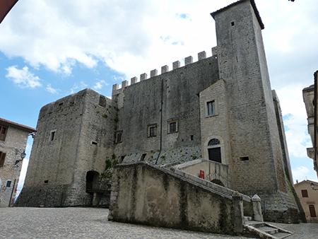 Castello Baronale di Maenza (LT)
