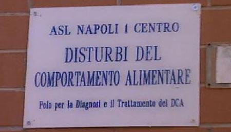 Centro di Soccavo per cura dei Disturbi alimentari