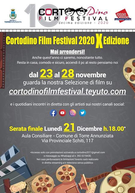 'CortoDino 2020'