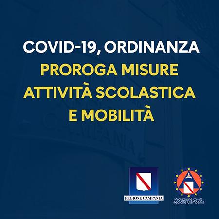 Covid-19 Campania, Ordinanza n.89 del 5 novembre 2020