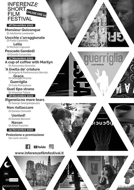 'Inferenze Short Film Festival 2020'