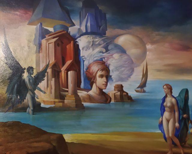 Isole della Memoria di Vincenzo Cacace