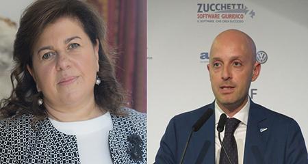 Maria Pia Nucera e Matteo De Lise