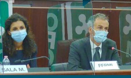 Marianna Sala e Alessandro Fermi