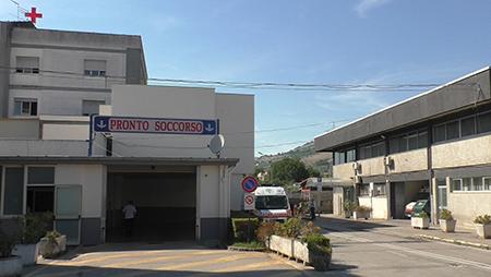 Ospedale di Polla (SA)