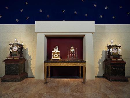 Sala Egittomania al Museo di Capodimonte
