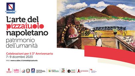 L'Arte del Pizzaiuolo Napoletano Patrimonio dell'Umanità 2020