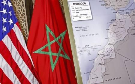 USA Marocco Sahara