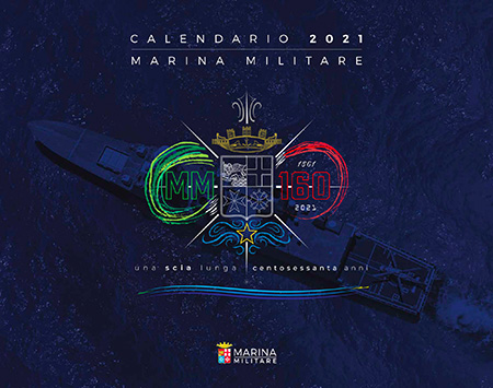 Calendario 2021 Marina Militare