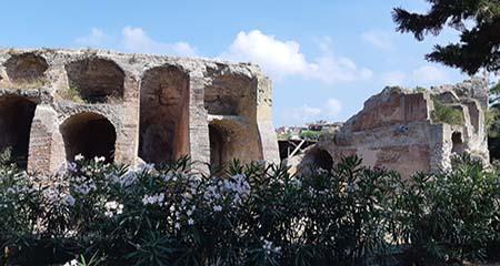 Anfiteatro Flavio a Napoli