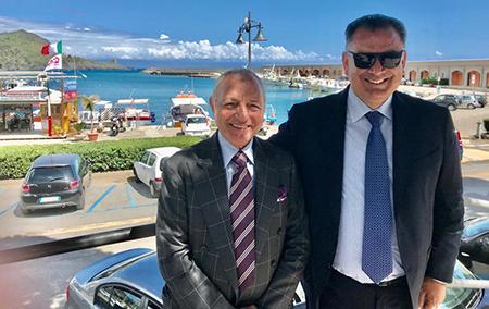 Antonio Ferrieri e Antonio Grilletto