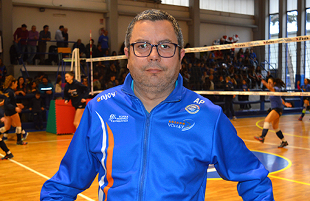 Antonio Piscopo - Arzano Volley