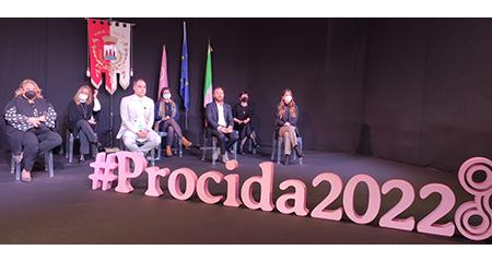 Audizione Procida Capitale italiana della cultura 2022.